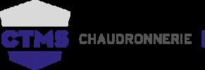 Logo CTMS Montélimar Chaudronnerie Tôlerie Mécanosoudure Métallerie Serrurerie